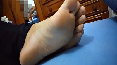 Candid, Foot sole