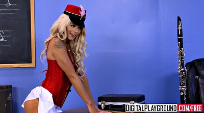 Elsa, Digitalplayground