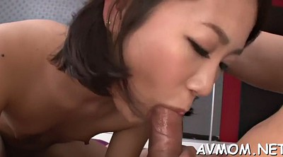 Japanese mature, Asian mature, Asian deep throat, Cum in throat, Japanese blowjob, Asian deepthroat
