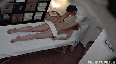 Oiled, Hidden massage, Hidden cam massage