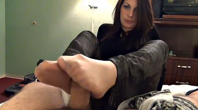 Nylon foot, Nylon footjob, Nylon feet