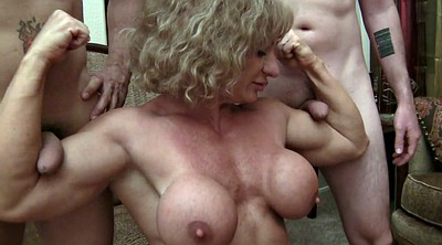 Muscle, Muscle milf, Muscles