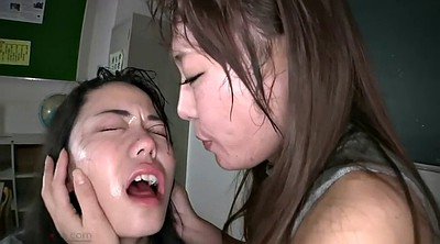 Japanese lesbian, Kissing, Japanese kiss
