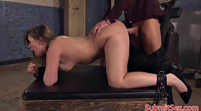 Rough, Submissive, Bondage anal