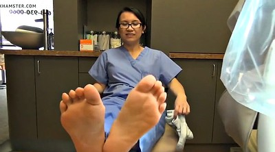 Asian foot, Asian feet, Sole