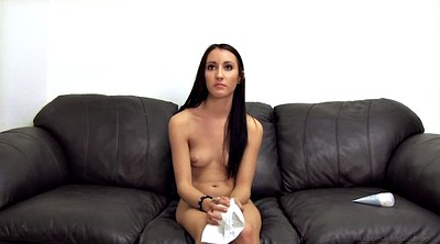 First time anal, Casting anal, Anal casting