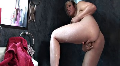 British, Shower masturbation