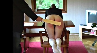 Spanking, Punished, Old teacher, Gay spanking, Back
