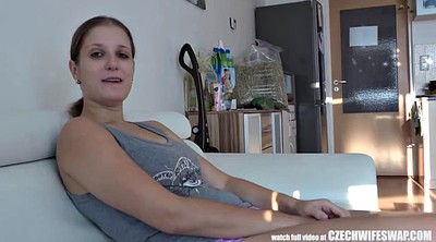 Czech, Wife swap, Czech wife swap, Czech wife, Wife swapping, Unfaith