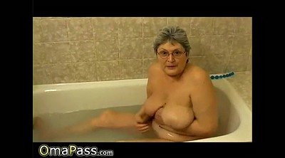 Shower, Granny solo, Milf compilation, Mature shower, Bathroom sex