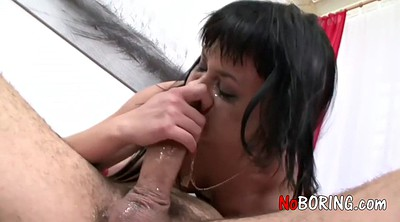 Brutal, Mouth gag, Mouth fuck
