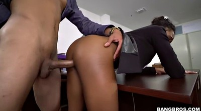 Office, Office sex, Office boss, Tits, Secretary