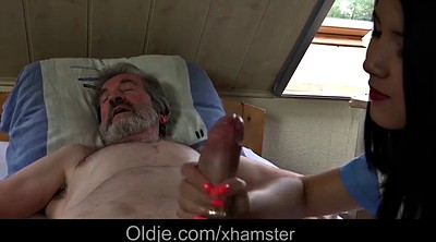 Doctor, Old teen, Granny masturbation, Old nurse, Old doctor