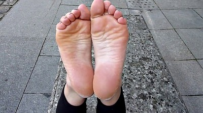 Sole, Tour, Soles feet