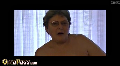 Granny masturbation, Mature masturbating