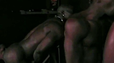 Blacked anal, Anal orgy