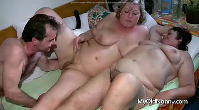 Threesome mature