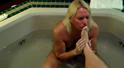 Sissy, Foot job, Job, Worship feet, Mature mistress, Mature feet