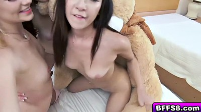 Party, Lesbian hot sex, Hell