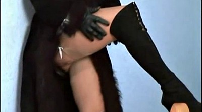 Or, Milf handjob, Mature women, Latex handjob, Handjob mature