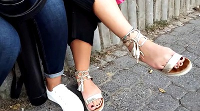 Feet, Street, Cam, Toes, Streets