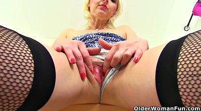 British, Huge dildo, English