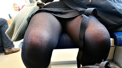 Upskirt, Train