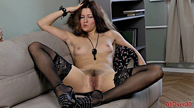 Leggings, Hairy mature, Legs, Mature hairy