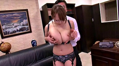 Glasses, Japanese big tits, Japanese fetish, Japanese asshole, Japanese glasses, Japanese big tit