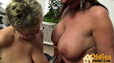 Old, German, Granny sex, Granny lesbo