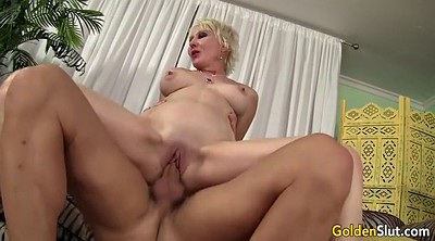 Old woman, Horny mature