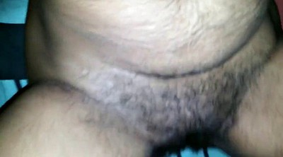 Morning, Indian hairy, Indian wife