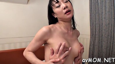 Asian mature, Toy, Tight pussy, Japanese love