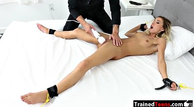Tied and fucked, Tied up