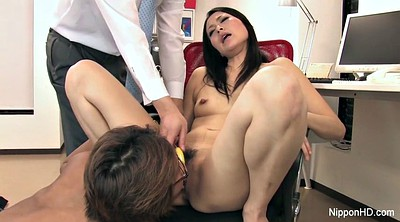 Japanese young, Japanese tits, Secretary, Office, Japanese office