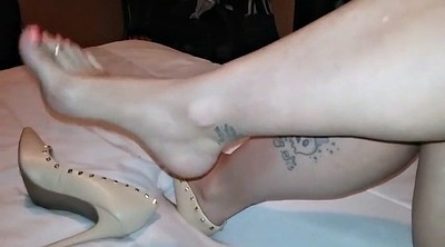 Pantyhose, Compilation, Pantyhose foot fetish, Pantyhose feet