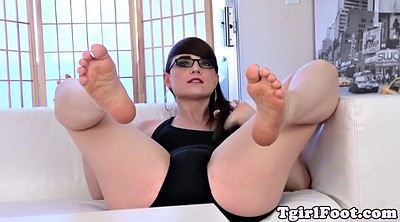 Bdsm, Shemale foot, Foot domination