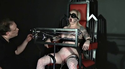 Bondage, Pain, Painful, Torture tits