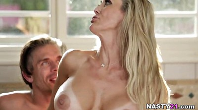 Brandi love, Brandy love, Two milf