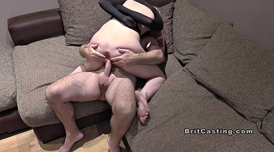 Casting anal, Anal casting, Blonde anal