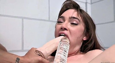 Insertion, Insertions, Dildo anal, Anal insertion, Stretch, Foot sex