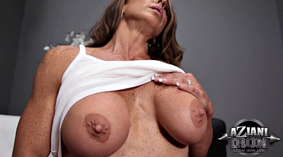 Milf, Mature solo, Ride, Insertion, Solo mature babe