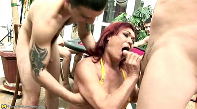 Granny group, Mature group, Mature gangbang, Granny gangbang, Gangbang mature, Old grannies