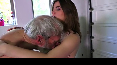 Granny anal, Mouth, Small man, Old man anal, Old pussy, Old man young girl