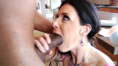 Interracial, Cum in mouth, Cum in throat