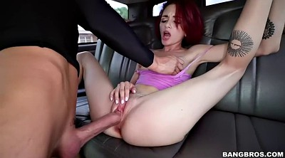Queen, In car, Casting anal