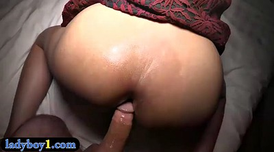 Thailand, Thai shemale, Big ass shemale