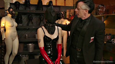 Latex, Hood, Young sex, Hooded