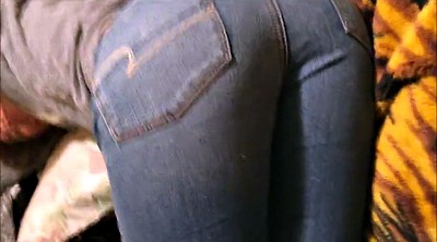 Groping, Jeans, Groped, Thick