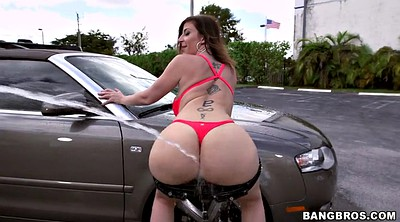 Sara jay, Wash, Ass tease